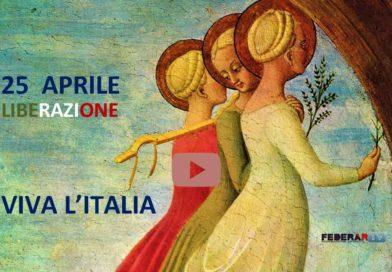 25 Aprile L'ARTE PER L'ITALIA