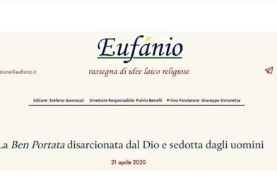 Eufanio│Ratto di Europa