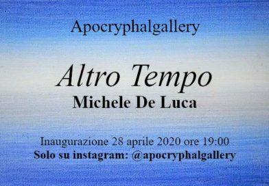ALTRO TEMPO│Michele De Luca