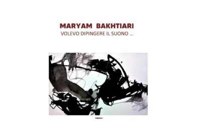 Maryam Bakhtiari Volevo dipingere la musica  …