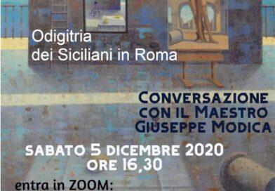 Conversazione con Giuseppe Modica